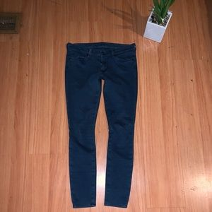 7 for All Man Kind Skinny Jeans